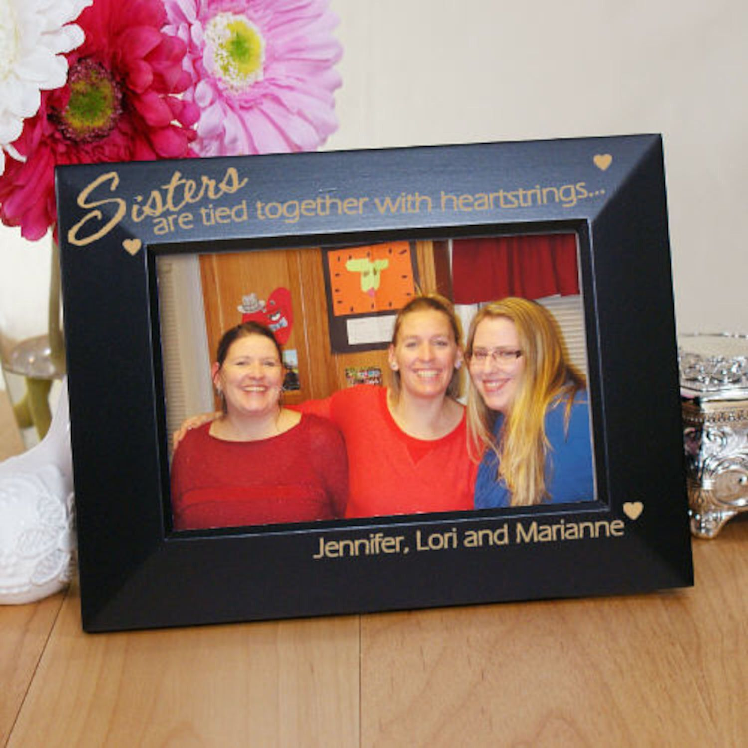 Personalized Engraved Sister Picture Frame | Products | Pinterest ...
