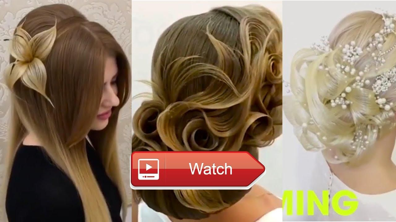Outstanding with beautiful hairstyles easy for long hair Outstanding