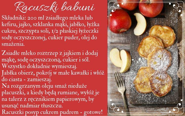 Racuchy z jabłkami to mój ulubiony smak z dzieciństwa. A jaki jest twój? #racuchy #racuszki #smakidzieciństwa #smacznego