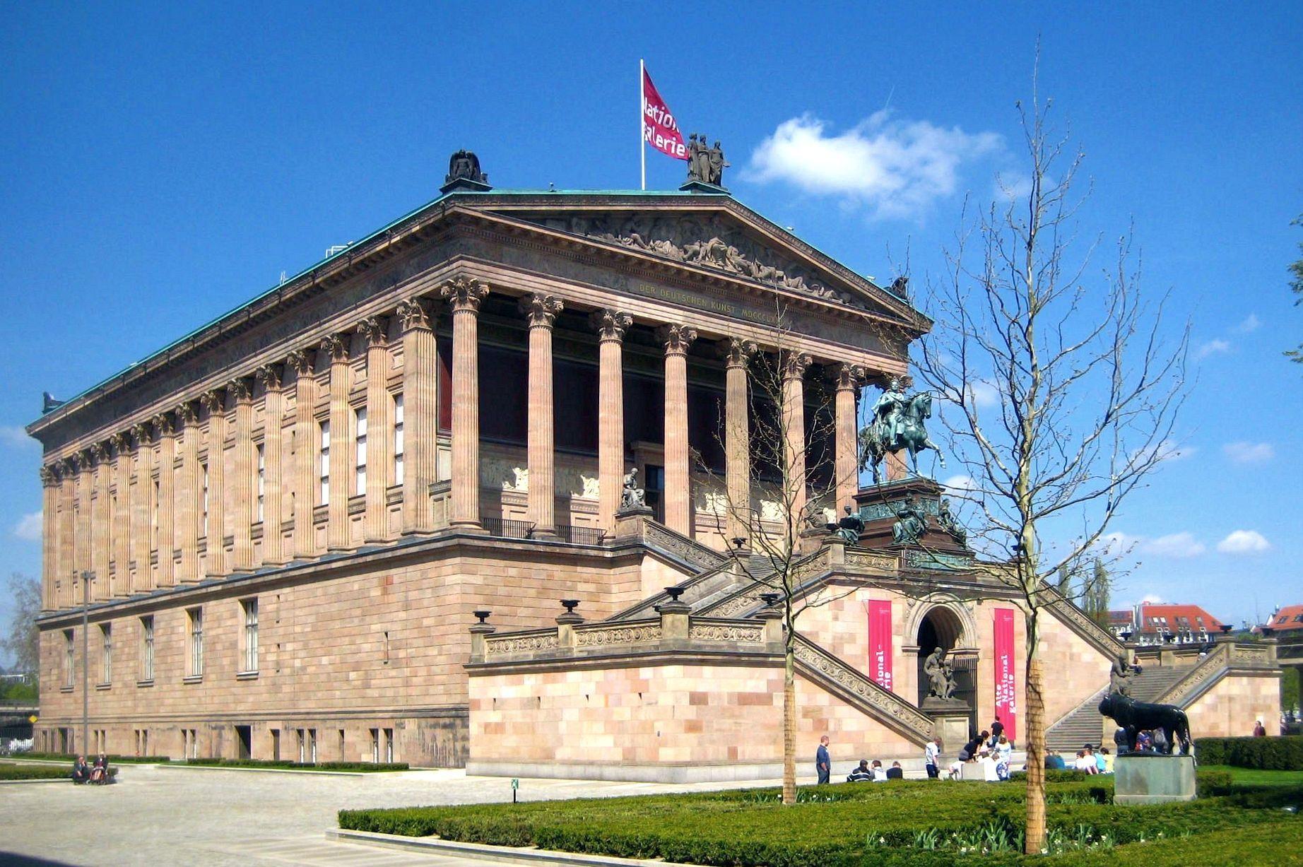 Alte Nationalgalerie Top 10 Art Art Gallery Berlin
