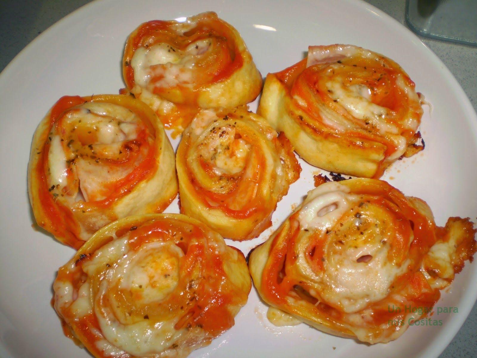 Un Hogar para mis Cositas: Ideas sencillas para cocinar con masa de ...