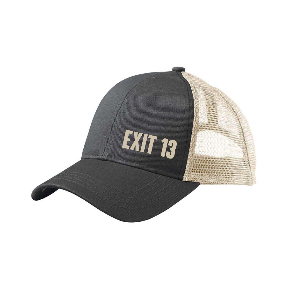Exit 13 Trucker Hat  d4ce1f386269