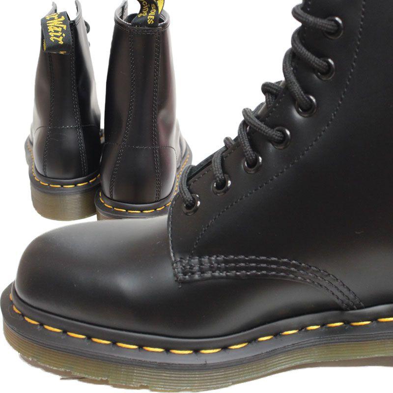 55a31a5920 Dr Martens 1460 black smooth - Scarpe, Donna, Uomo | Dr Martens | Dr ...