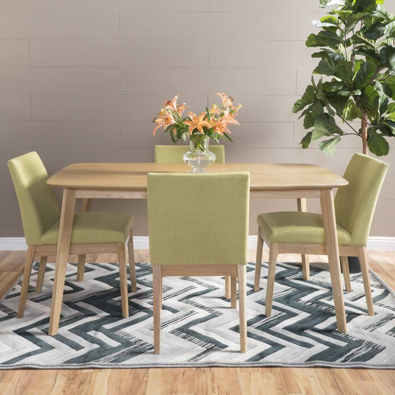 Ceto 5 Piece Dining Set & Reviews | AllModern | home staging ...