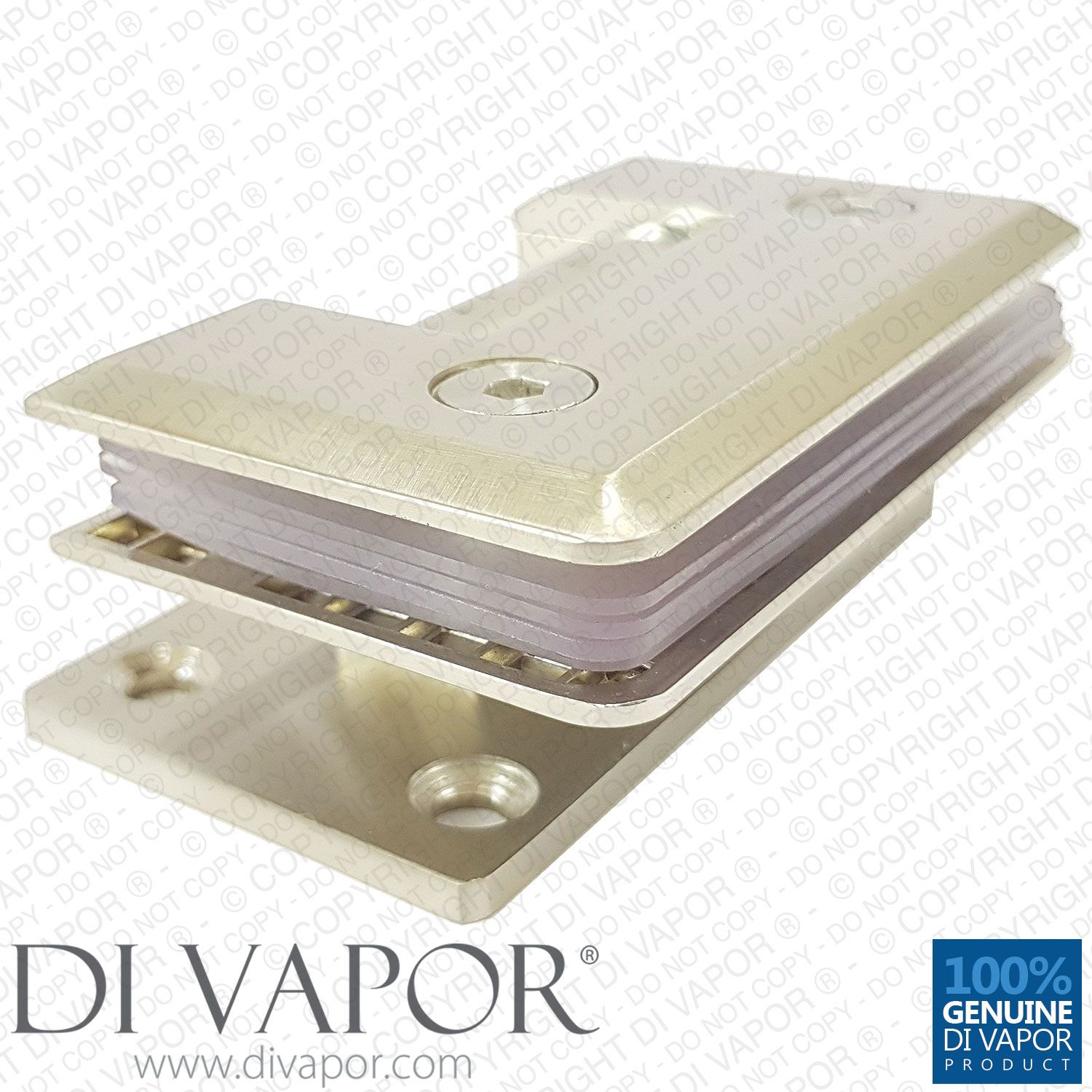 90 Degree Shower Hinge Wall To Glass Door Bracket Light Satin