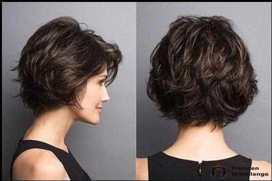Elegante Kurzhaarschnitte Fur Dickes Haar Kurzhaarschnitt Fur Dickes Haar Kurzhaarschnitte Haarschnitt Fur Lockige Haare