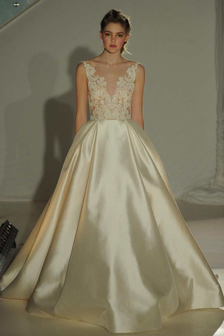 Clic Wedding Dresses From Bridal Fashion Week