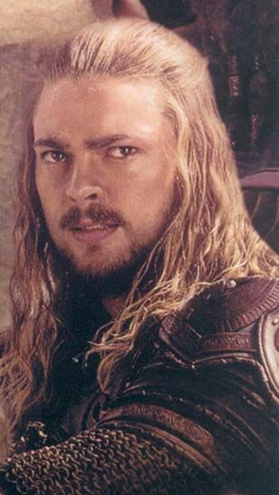 Éomer. I have this poster on my wall :D <---I wish I had one!!