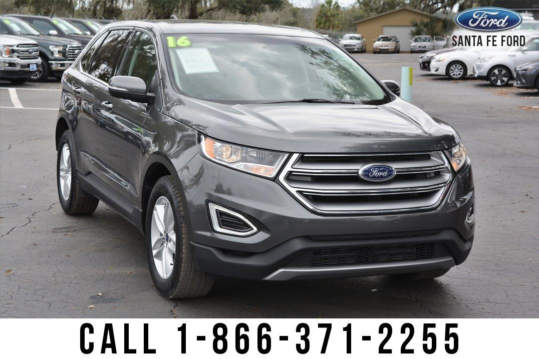 Pin By Santa Fe Ford On Ford Edge In 2020 Ford Edge 2016 Ford
