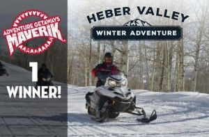 Includes lodging, snowmobile tour, zipline adventure, and more!