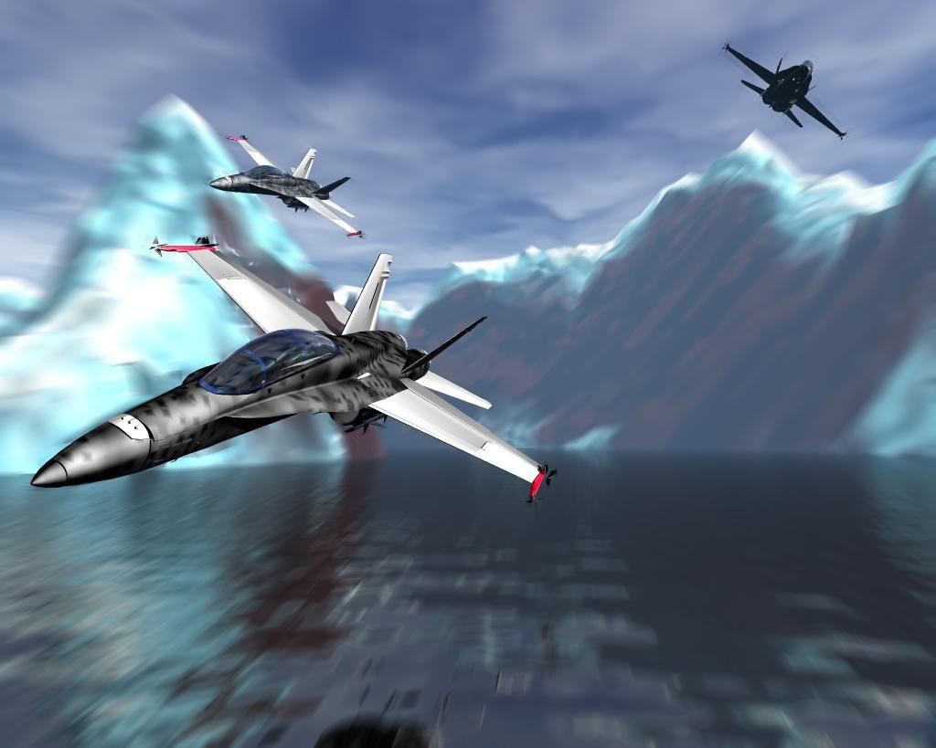 #3Aircraft