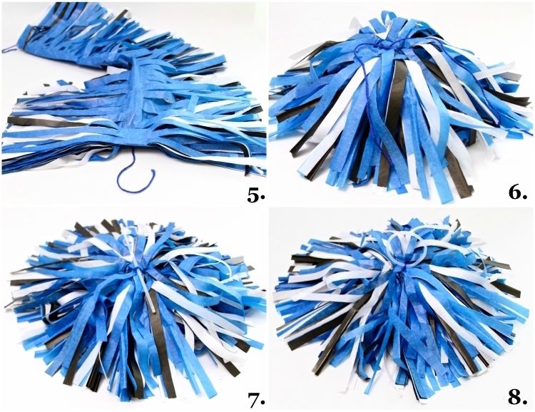 Crafting Ideas For Carnival With Pompoms All Ages