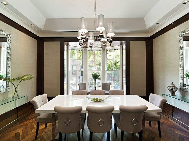 East Side Brownstone by Frank M DeBono HomeAdore Interior