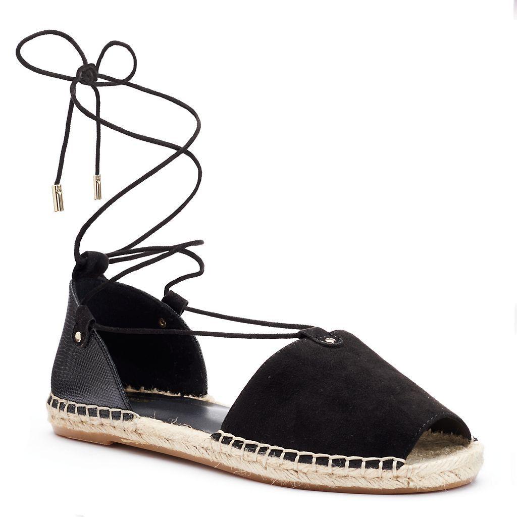 Women's Two-Piece Espadrille Sandals