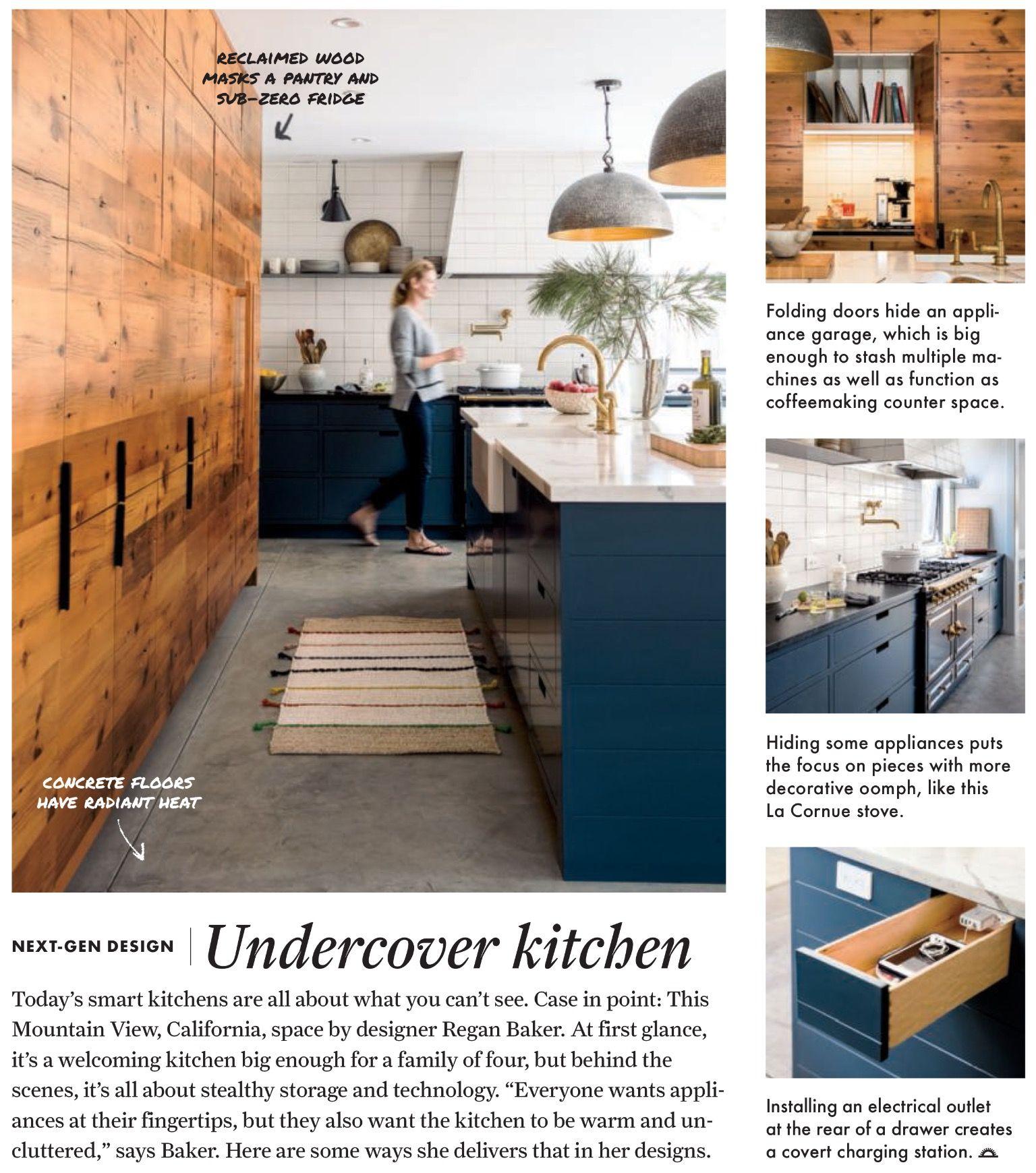 Via Sunset Kitchen Space Folding Doors Kitchen
