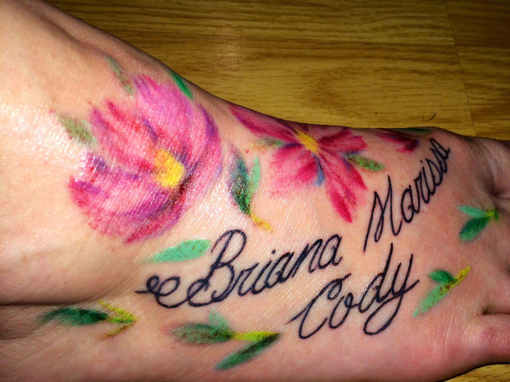 New piercing ideas  My new foot tattoo  TattoosPiercings  Pinterest  Piercing and Tattoo
