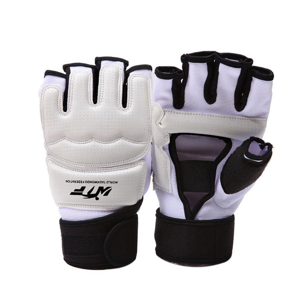 Taekwondo gloves WTF World Taekwondo Federation Hand Protector Martial Arts