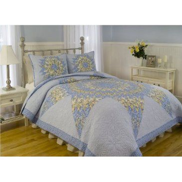 Our Summer Star Queen Quilt Is A Beautiful Addition For Your Home