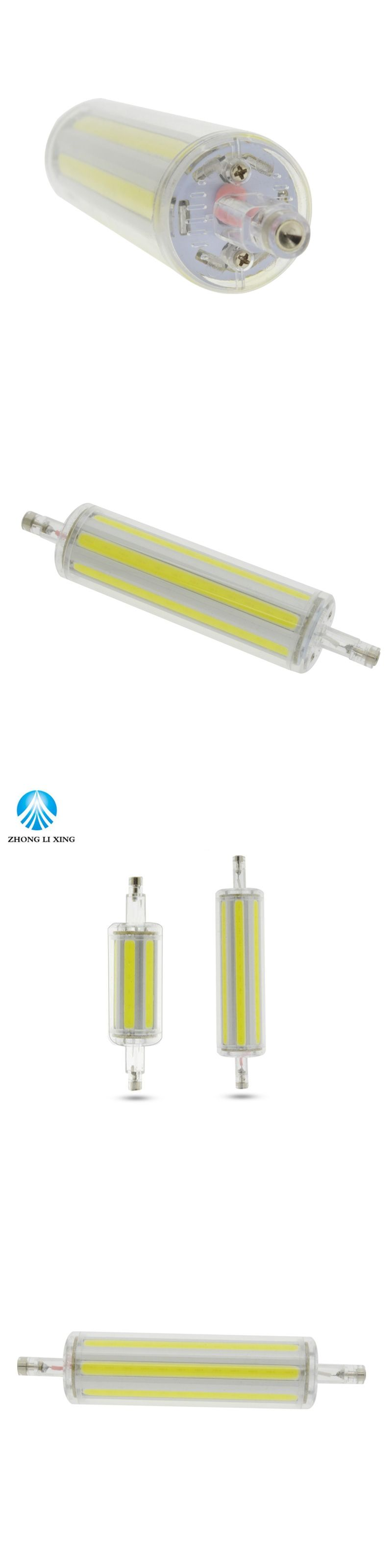 R7s Led Dimmable 30w 15w 118mm 78mm R7s Led Dimmable Instead Of 150w 300w Halogen