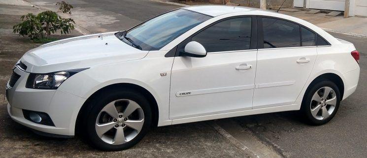 Chevrolet Cruze Lt 1 8 Automatico 2013 Branco In 2020 Cruze