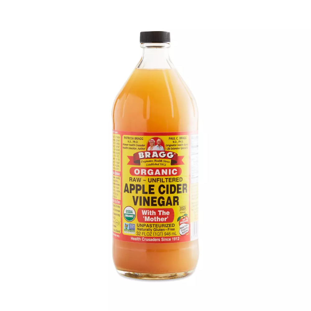Organic Apple Cider Vinegar Unfiltered #applecidervinegarbenefits
