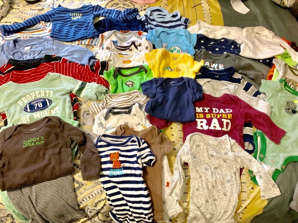 Baby Boy Clothes Lot Of 40 Fashion Clothing Shoes Accessories Babytoddlerclothing Boysclothingnewborn5t Ebay Link Boy Outfits Baby Boy Outfits Clothes