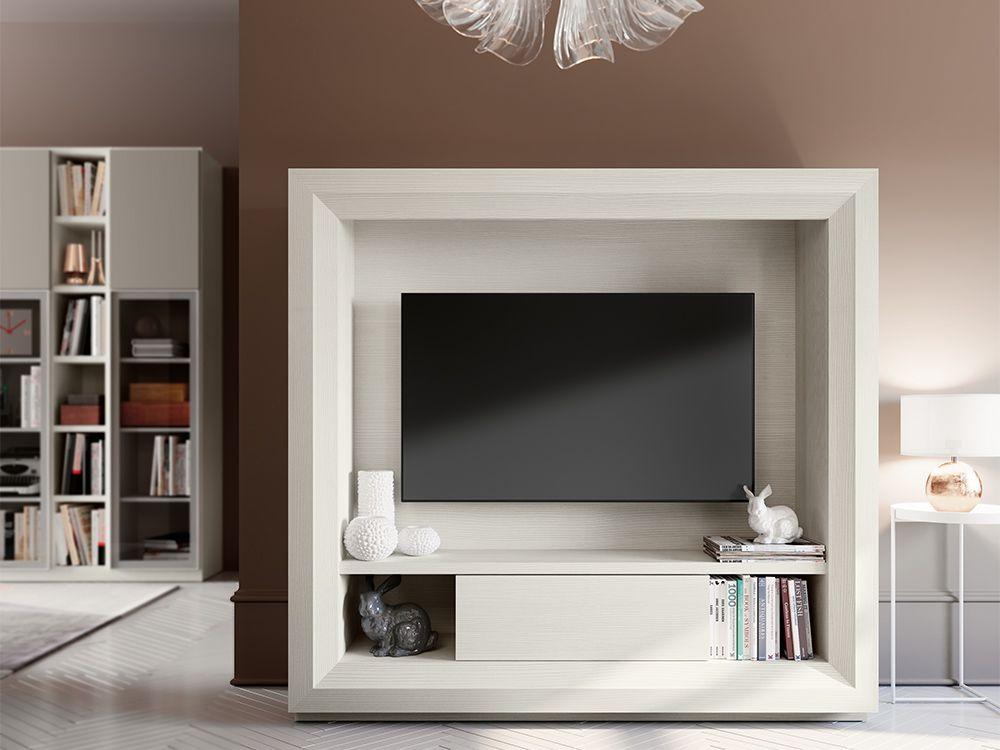 Componibili Soggiorno ~ Soggiorno moderno a parete completamente personalizzabile e