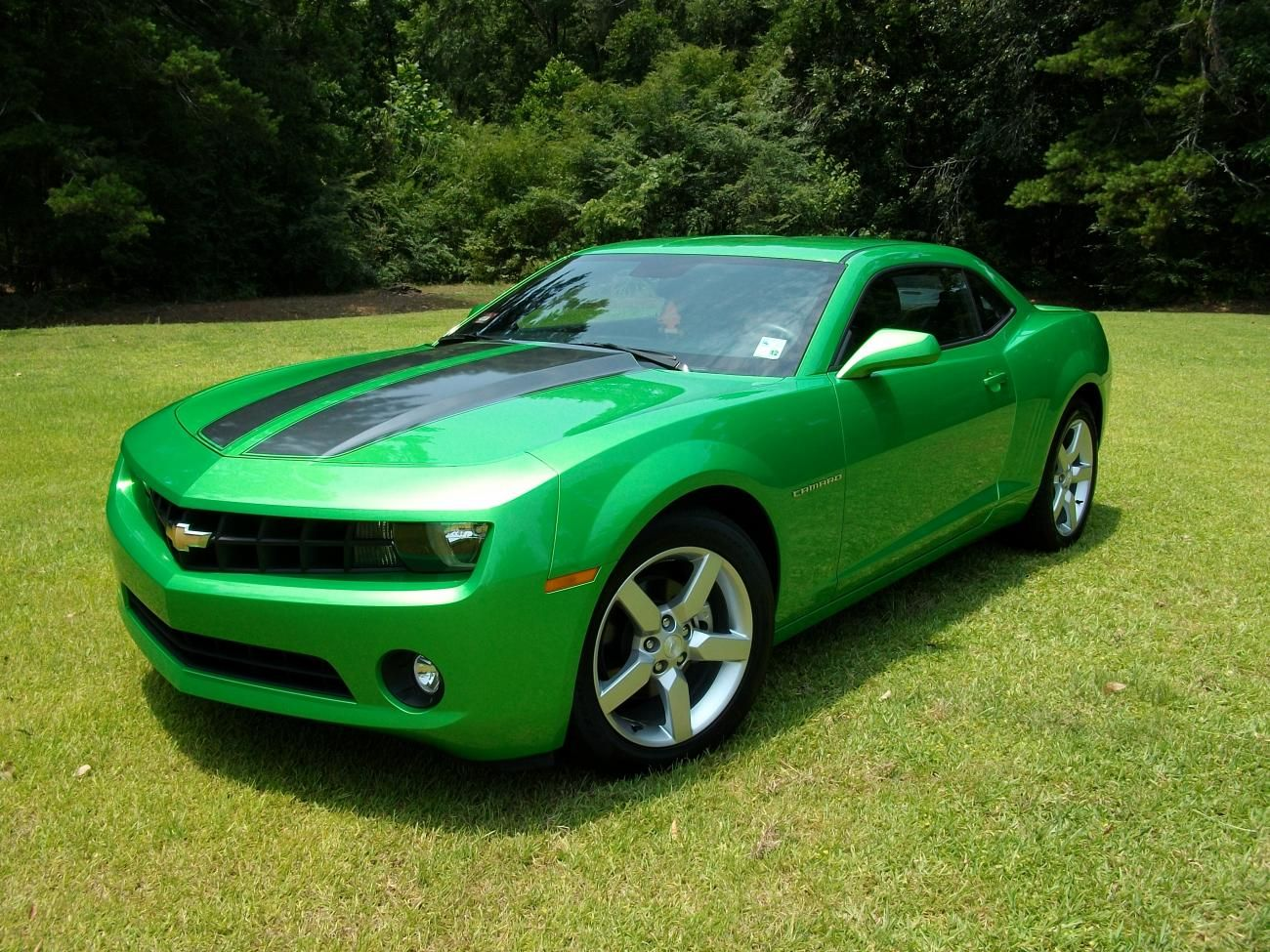 Official Synergy Green Limited Edition Camaro Synergy