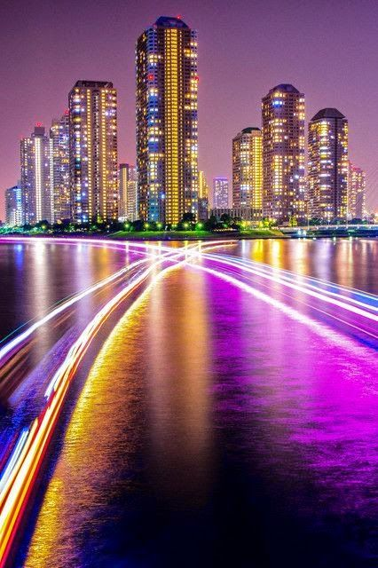 Tokyo Japan One Of Many Beautiful Places In The World I -2753