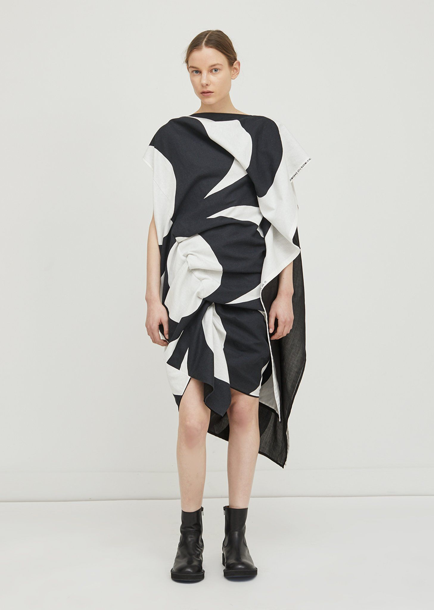 Cotton ramie lawn kaivo dress dresses linen clothes