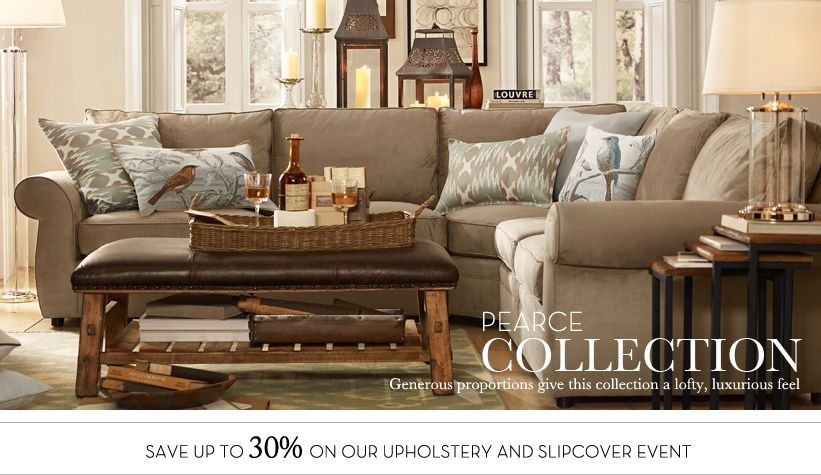 living room sweet special design sofa   Sleeper Sofa Sectionals & Sectional Sofa Sets   Pottery ...