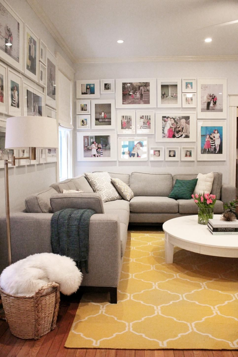 Designer Tips for Cozying Up Your Living