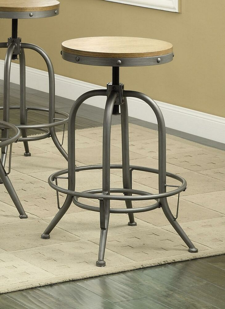 Pair Bed Stools: 122098 Set Of 2 17 Storeis Little Italy Counter / Bar