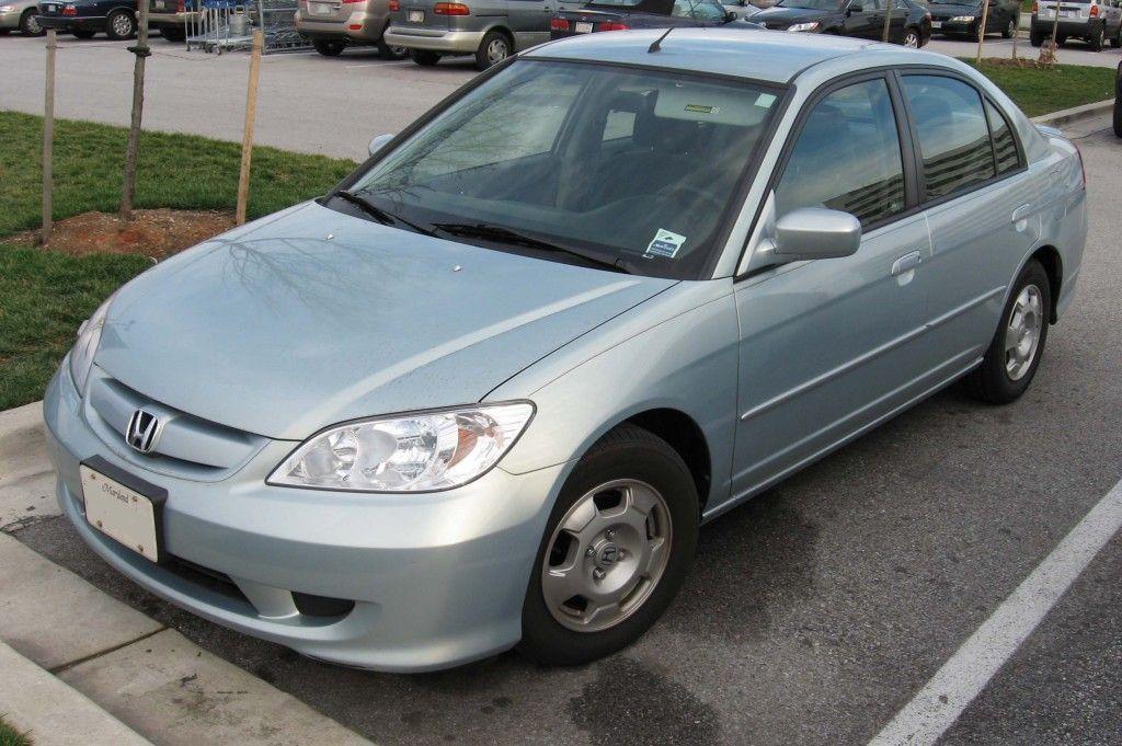 MY 20012006 Honda, Acura Recall Honda civic hybrid