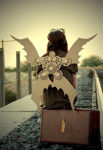 Steam Punk wings