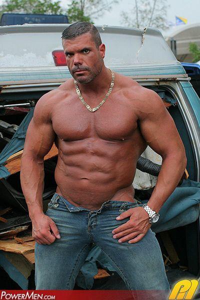 muscle Big gay