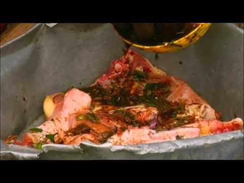 Traditional Jamaican Jerk Chicken - World Kitchen - YouTube