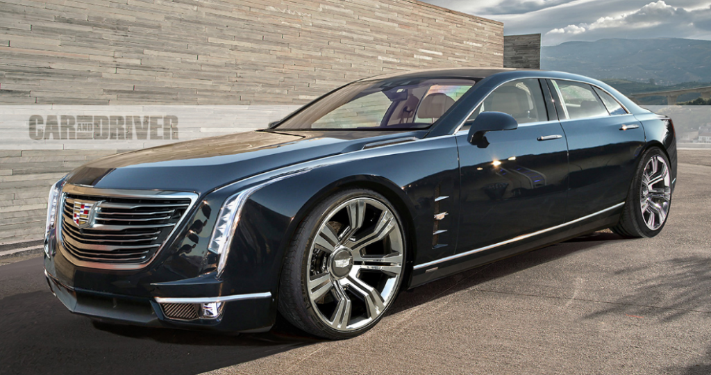 2019 Cadillac Ct8 Release Date Price Interior Performance