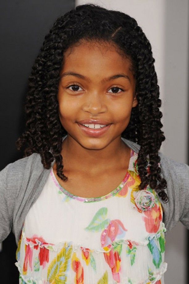 Black Girl Hairstyles For Long Hair Wowhairstyle