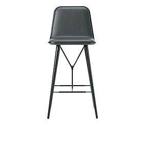 SPINE collection designed by SPACE Copenhagen. Hvis jeg må kjøpe en bar stol velger jeg denne.