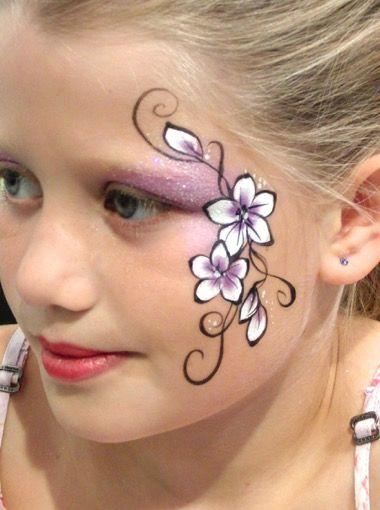 Gesichter Schminken Kinderschminken In Munchen Und Umgebung Fasching
