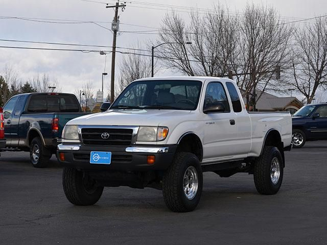 2000 Toyota Tacoma 4x4 Xtracab This Low Mileage Is Ready For A New Owner