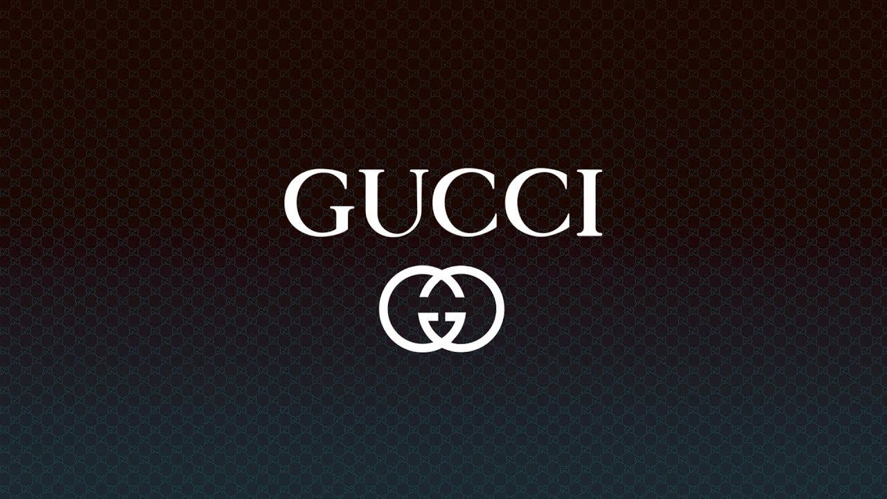 55 Gucci Logo Effect Logos, Cool logo, Black wallpaper