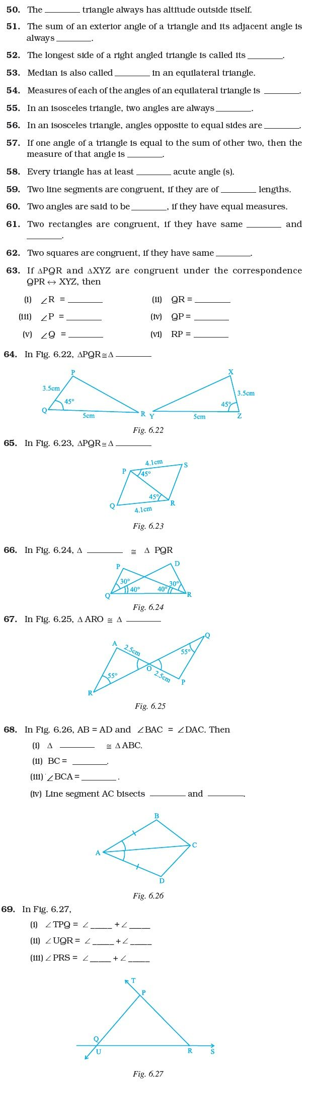 Class 7 Important Questions For Maths Triangles Math This Or That Questions Math Games