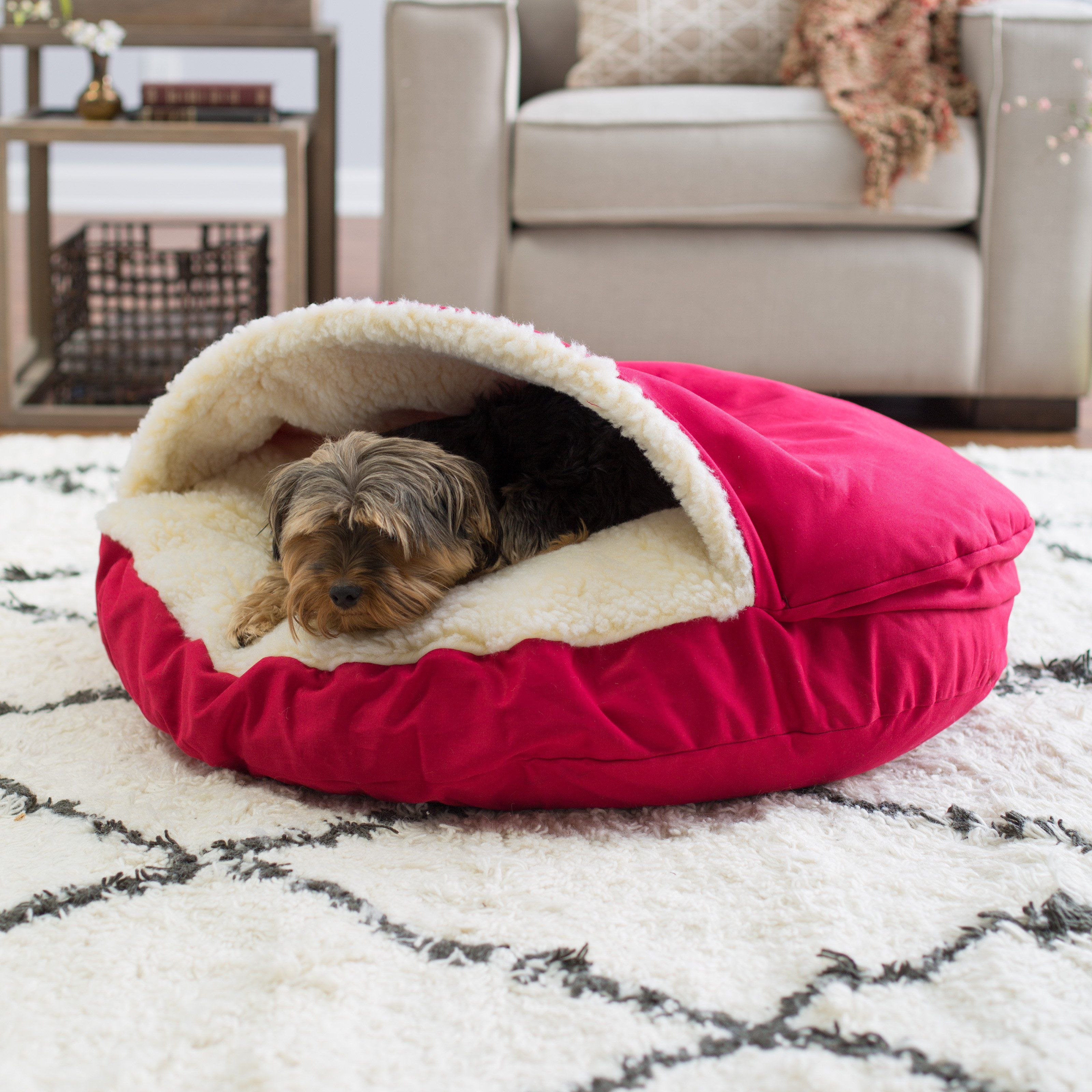 Snoozer Cozy Dog Cave Dog Beds at Hayneedle Dog cave