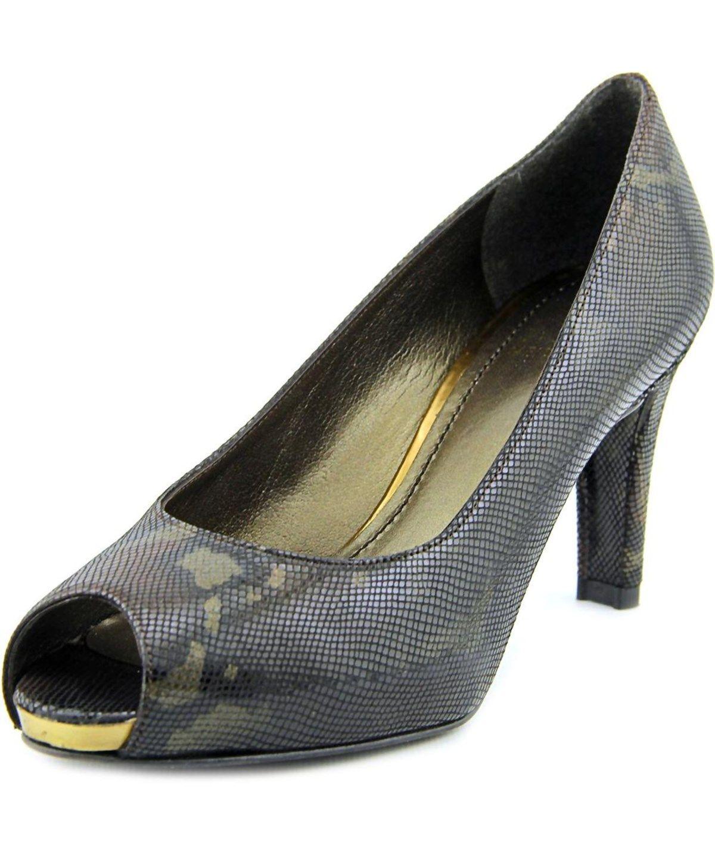 STUART WEITZMAN STUART WEITZMAN ARCHER   OPEN TOE LEATHER  PLATFORM HEEL'. #stuartweitzman #shoes #pumps & high heels