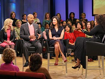 Lloyd Boston, Stacy London and Charla Krupp give tips and tricks for dressing at any age.