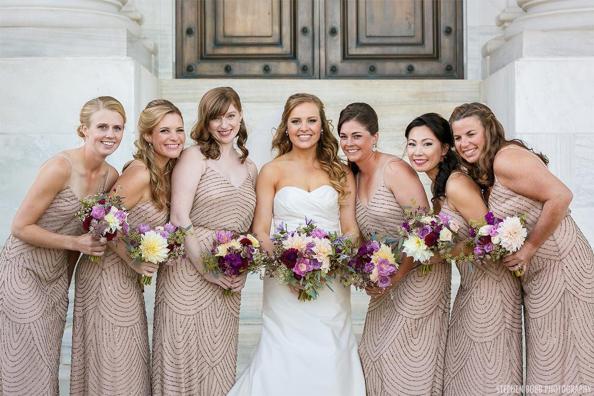 Bridesmaid Dresses Champagne Bridesmaid Dresses Bridesmaid Real Bridesmaids