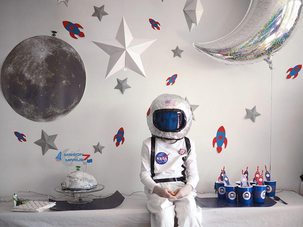Картинки с космической тематикой для праздника