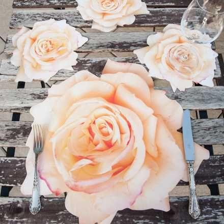 https://www.rosemarie-schulz.eu/en/placemats/415-rose-placemat-white.html #Placemat rose in white - #Rosemarie Schulz